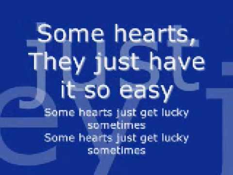 Some hearts with lyrics
