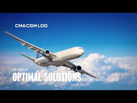 Presentation CMA CGM Log 2017 // English version