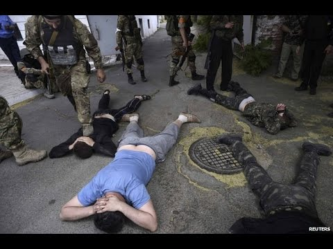Ukraine crisis Rebels advance on Mariupol in south