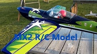 Mario Flys MX2 Signed By Gary Ward And The Snowbirds