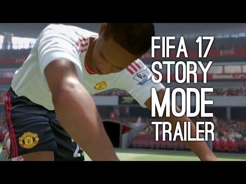 FIFA 17 Story Mode Trailer: FIFA 17 Trailer New Story Mode (E3 2016)