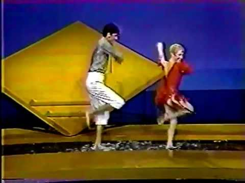 "Tommy Tune & Sandy Duncan ""My One & Only"""