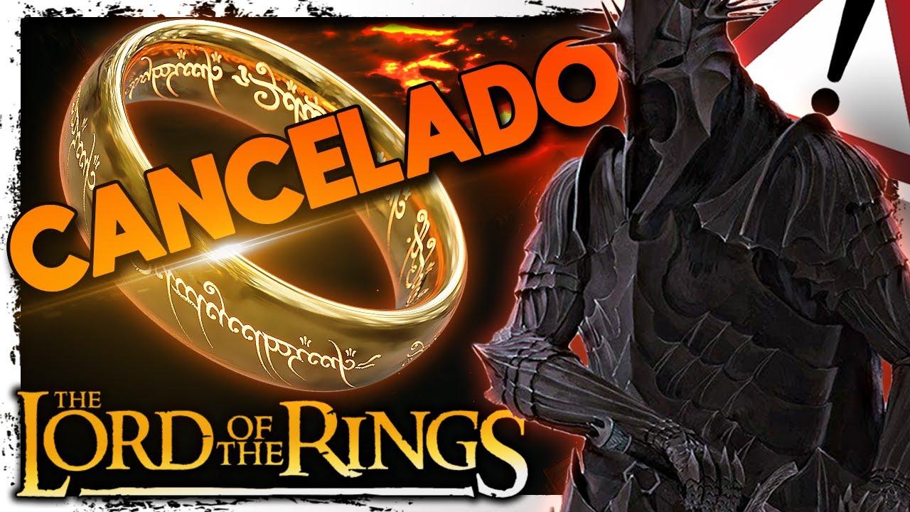 Novo MMORPG do Senhor dos Anéis Cancelado! Amazon Game Studios