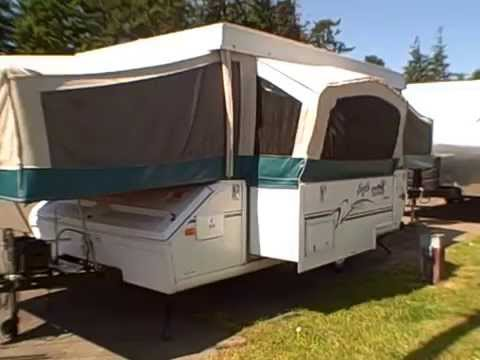 2002 Jayco Eagle Summit Tent Trailer 30128