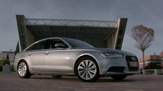 Híbrido o eléctrico: Manejo de la información y conducción eficiente - Audi A6 hybrid -