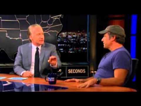 Mike Rowe on Bill Maher re: jobs going begging