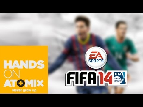 HANDS-ON: FIFA 14