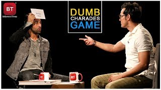 Ranbir Kapoor Vs Devansh Patel Most Enjoyable Action-Packed Dumb Charades Round | Sanju Movie 2018