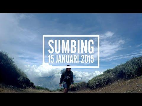 Gunung Sumbing via Garung