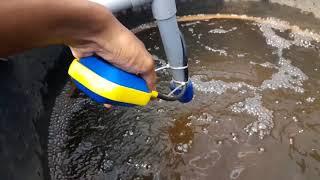 Float Switch untuk Pam Air ke Tangki