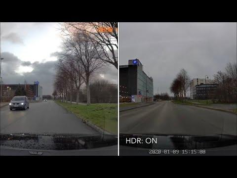 70mai Pro Dash Cam With HDR Custom Firmware 1.0.7v5