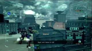 Armored Core V - Empire vs Irrelephancy (Def) [#ACV]