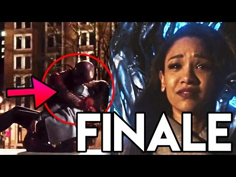How Iris Will Survive Savitar - The Flash 3x23 Theories Explained