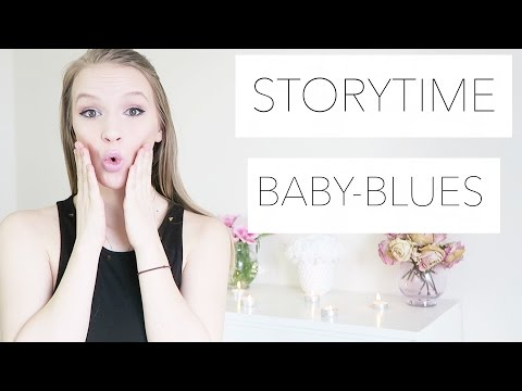 BABY BLUES: MY EXPERIENCE & TIPS ♡