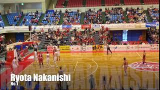 2018/1/21(日) @熊本県立総合体育館 熊本ヴォルターズ vs 広島ドラゴン...