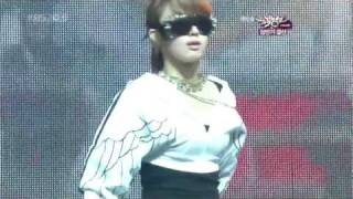 Kara, T-ARA, f(x) & 4MINUTE - Chitty Chitty Bang Bang (Jun 25, 2010)