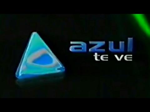 Azul Television - Tandas Publicitarias (2002)