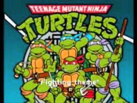 Teenage mutant ninja turtles theme song 1987 youtube