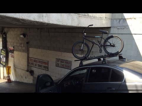 I CRASHED MY CAR AND MESSED UP MY BIKE