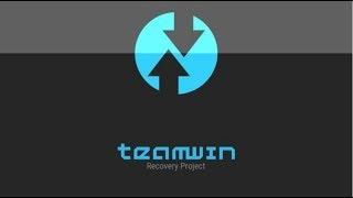 Как обновить Twrp  на любом устройствеНа примере Leeco X520