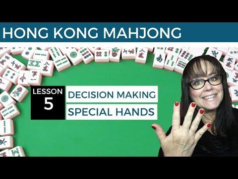 Hong Kong Mahjong Lesson 5 Special Hands
