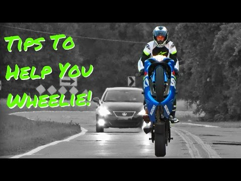 Wheelie Tips - How To Wheelie A Motorcycle Pt. 4