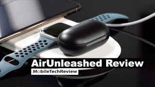 AirUnleashed 3 Station Qi Wireless Charger Review- Apple AirPower Alternative
