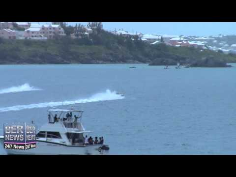 Around The Island Powerboat Race, August 9 2015