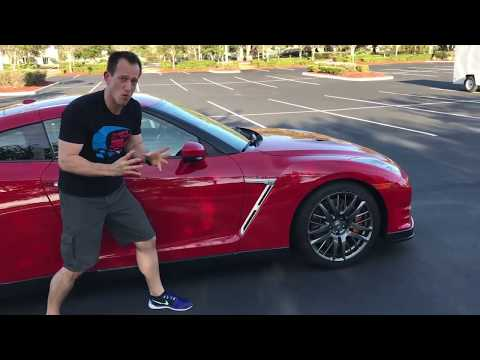 Why would you want a GTR? 2016 Nissan GTR Review  - Raiti's Rides