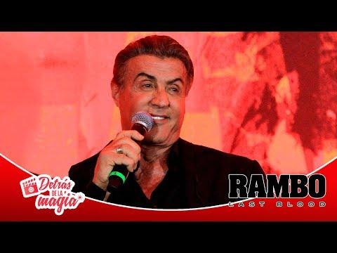 Detrás de La Magia:  Rambo: Last Blood