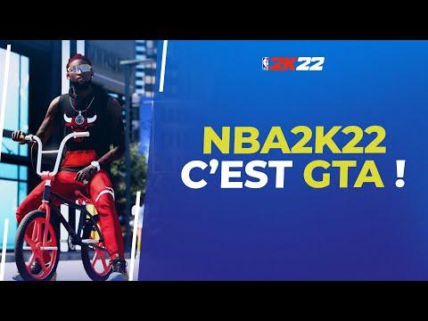 NBA2K22 : Le mode Carrière est DINGUE.