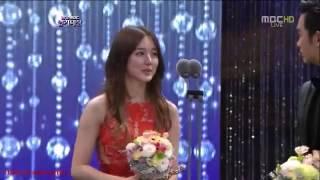 [Best Female Popularity Award] Yoon Eun Hye 윤은혜- 2012 MBC Drama Awards 연기대상  121230