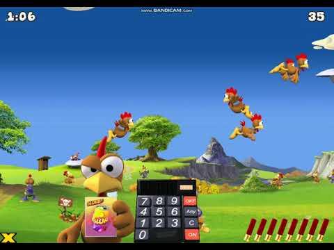 Crazy Chicken   Invasion gameplay |