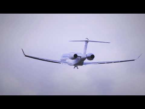Global 7000 FTV4 Journey to NBAA 2017