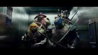 Песня из кино черепашки ниндзя