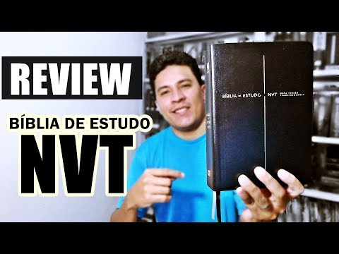 bíblia-de-estudo-nvt---review