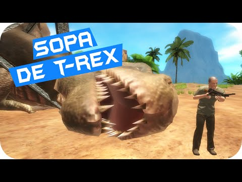Beasts Of Prey - Sopa de T-Rex #07