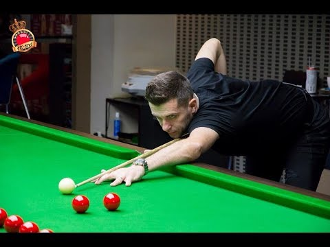 World class cueing by Mark Selby, world no. 1 @ Hi-end