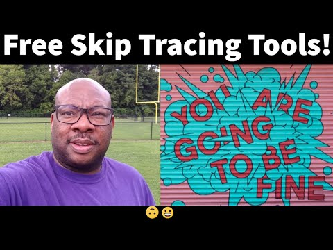 Free Skip Tracing Techniques For Real Estate Investors