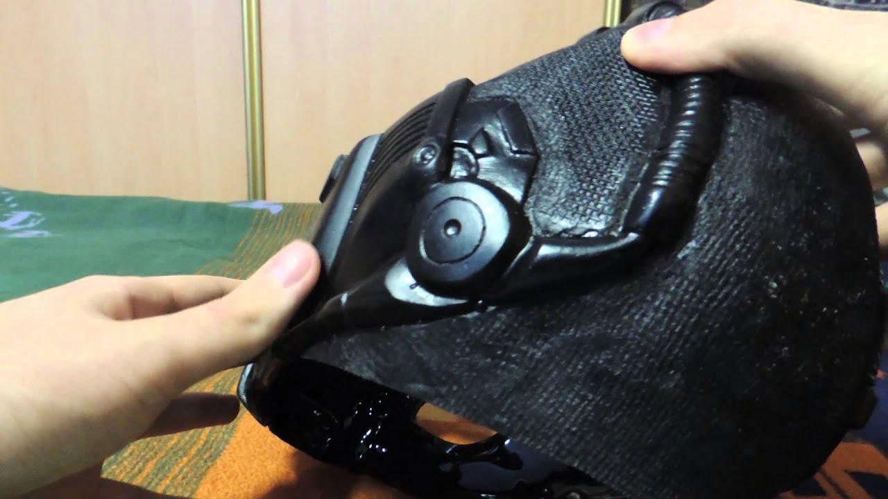 Как сделать маску бэйна. Бейн это самый пугающий злодей из. Такую, вы можете купить обычную маску от пыли (противопылевой респиратор).