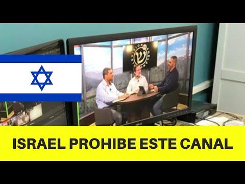 ISRAEL CIERRA CANAL DE TELEVISIÓN CRISTIANO POR ESTA RAZÓN