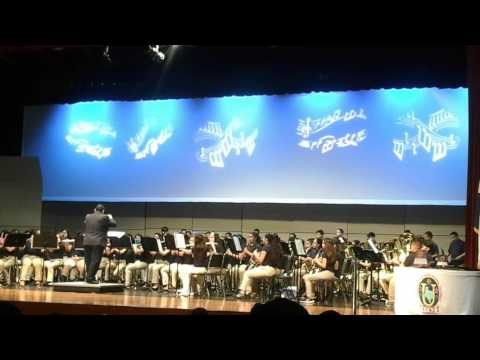 United South Middle School  6th grade  band