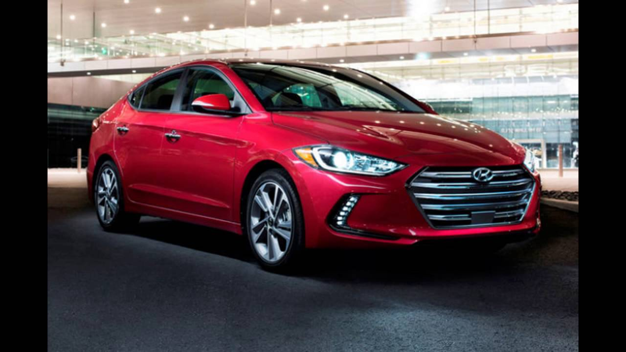 2017 hyundai elantra se compact car redesign review cost specifications youtube. Black Bedroom Furniture Sets. Home Design Ideas