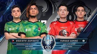 CLS -  Isurus vs Legatum   - Apertura S7D1