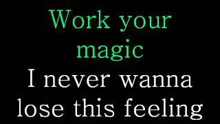 Dima Koldun - Work Your Magic with Lyrics