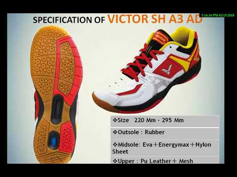 Best 10 Victor Badminton Shoes For Mens