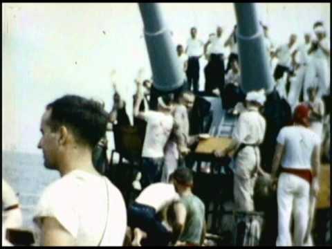 Polliwog to Shellback - 1957