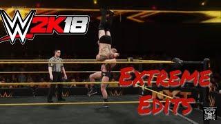 WWE 2K18 Extreme Edits Ep.1