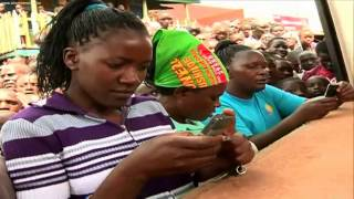 Msafara Wa 'Bonyeza Ushinde' Wakita Kambi Kisii