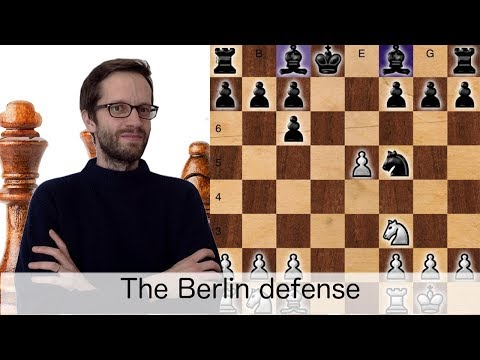 The Berlin defense